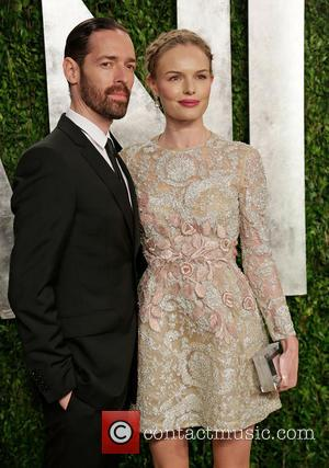 Michael Polish and Kate Bosworth - 2013 Vanity Fair Oscar Party at Sunset Tower - Arrivals - Los Angeles, California,...