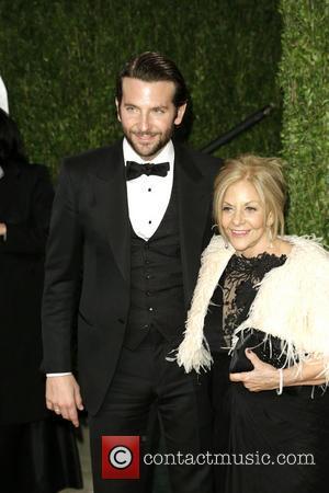 Bradley Cooper, Mom Gloria Cooper and Vanity Fair
