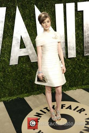 Bella Heathcote - 2013 Vanity Fair Oscar Party at Sunset Tower - Arrivals - Los Angeles, CA, United States -...