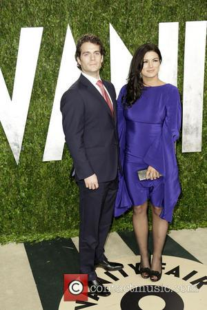 Henry Cavill - 2013 Vanity Fair Oscar Party at Sunset...