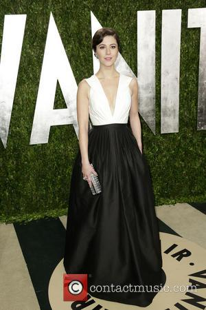 Mary Elizabeth Winstead - 2013 Vanity Fair Oscar Party at Sunset Tower - Arrivals - Los Angeles, CA, United States...