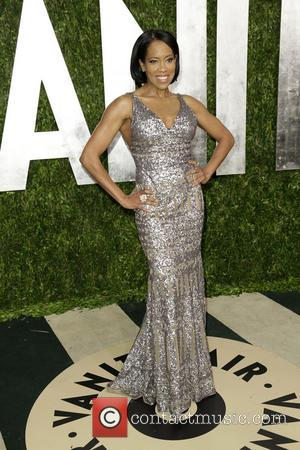 Regina King - 2013 Vanity Fair Oscar Party at Sunset Tower - Arrivals - Los Angeles, CA, United States -...