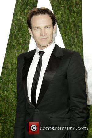 Stephen Moyer - 2013 Vanity Fair Oscar Party at Sunset Tower - Arrivals - Los Angeles, CA, United States -...