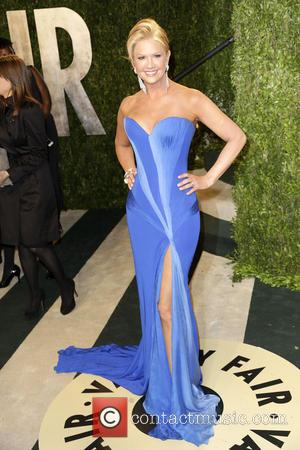 Nancy O'Dell - 2013 Vanity Fair Oscar Party at Sunset Tower - Arrivals - Los Angeles, CA, United States -...