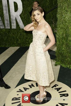 Princess Clotilde Courau - 2013 Vanity Fair Oscar Party at Sunset Tower - Arrivals - Los Angeles, CA, United States...