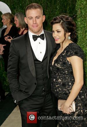 Channing Tatum - Vanity Fair Oscar Party