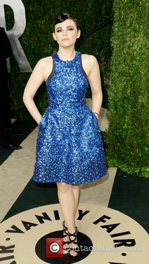 Ginnifer Goodwin - 2013 Vanity Fair Oscar Party at Sunset Tower - Arrivals - Los Angeles, California, United States -...