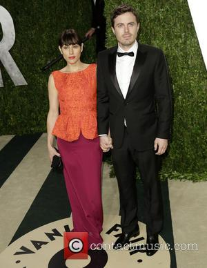 Summer Phoenix and Casey Affleck - 2013 Vanity Fair Oscar Party at Sunset Tower - Arrivals - Los Angeles, California,...