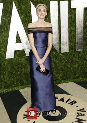 Tamsin Egerton - 2013 Vanity Fair Oscar Party at Sunset Tower - Arrivals - Los Angeles, California, United States -...
