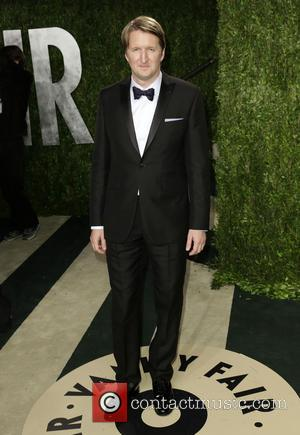 Tom Hooper - 2013 Vanity Fair Oscar Party at Sunset Tower - Arrivals - Los Angeles, California, United States -...