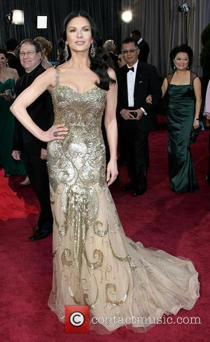 Catherine Zeta-Jones - The 85th Annual Oscars at Hollywood & Highland Center - Red Carpet Arrivals - Los Angeles, California,...