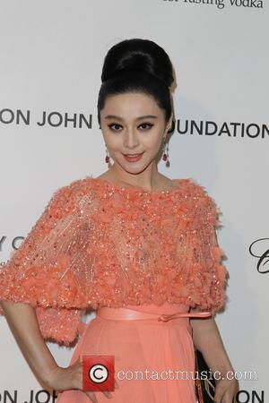 Fan Bingbing - Annual Elton John AIDS Foundation's Oscar Party - Los Angeles, California, United States - Monday 25th February...