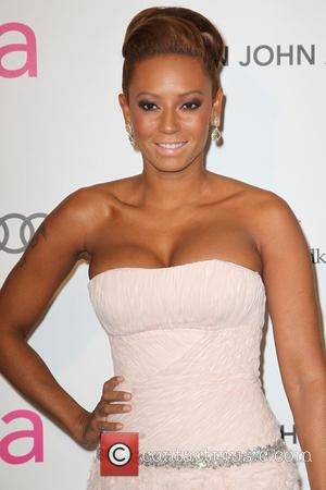 Melanie Brown - 21st Annual Elton John AIDS Foundation's Oscar Viewing Party - Los Angeles, California, United States