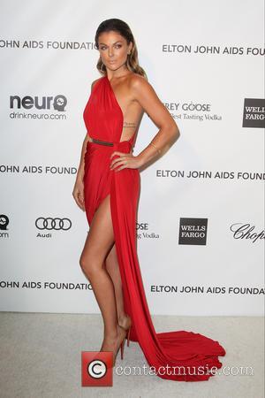 Serinda Swan - 21st Annual Elton John AIDS Foundation's Oscar Viewing Party - Los Angeles, California, United States - Monday...