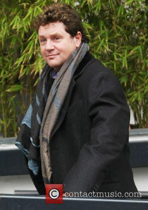 Michael Ball - Celebrities at the ITV studios - London, United Kingdom - Monday 25th February 2013