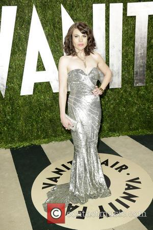 Clea DuVall - 2013 Vanity Fair Oscar Party at Sunset Tower - Arrivals - Los Angeles, California, United States -...