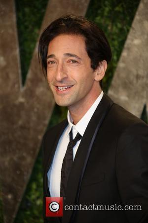 Adrien Brody - 2013 Vanity Fair Oscar Party at Sunset Tower - Arrivals - Los Angeles, California, United States -...