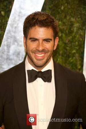 Eli Roth - 2013 Vanity Fair Oscar Party at Sunset Tower - Arrivals - Los Angeles, California, United States