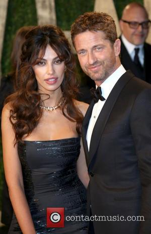 "Gerard Butler Admits Sleeping With Brandi Glanville: ""She Is Wild"""