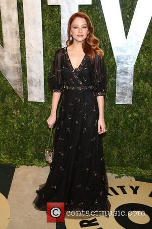 Haley Bennett - 2013 Vanity Fair Oscar Party at Sunset Tower - Arrivals - Los Angeles, California, United States -...