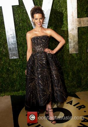 Kate Beckinsale - 2013 Vanity Fair Oscar Party at Sunset Tower - Arrivals - Los Angeles, California, United States -...