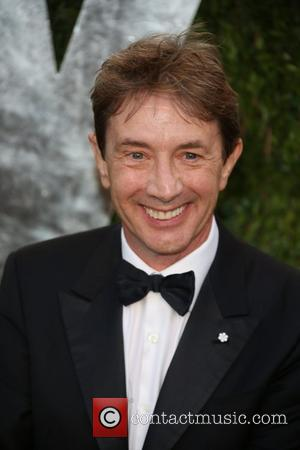 Martin Short - 2013 Vanity Fair Oscar Party at Sunset Tower - Arrivals - Los Angeles, California, United States -...