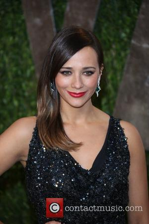 Rashida Jones - 2013 Vanity Fair Oscar Party at Sunset Tower - Arrivals - Los Angeles, California, United States -...
