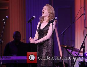 Jan Maxwell - The 2013 Atlantic Theatre Company Spring Gala held at 583 Park Ave - Performance - New York...