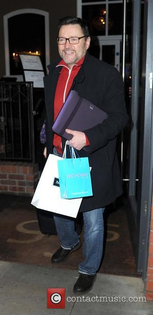 Ian Puleston-Davies - Celebrity Gifting and Pamper Retreat at the Great John Street Hotel - Manchester, United Kingdom - Monday...