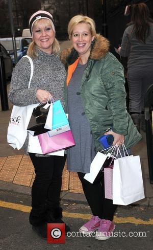 Lisa George and Katy Cavanagh