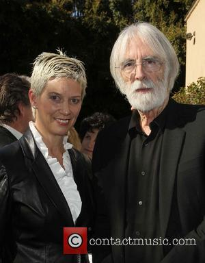 Patricia Kelly and Michael Haneke
