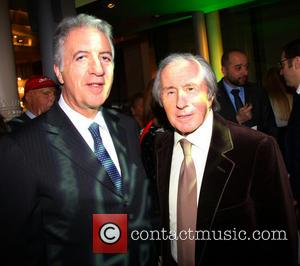 Piero Ferrari and Sir Jackie Stewart - Motor Sport magazine 2013 Hall of Fame held at The Royal Opera House...