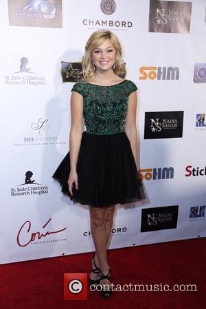 Olivia Holt - Hellman and Walter's salute to the stars Oscar after party - Los Angeles, California, United States -...