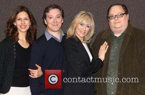 Jessica Hecht, Jeremy Shamos, Judith Light and Richard Greenberg
