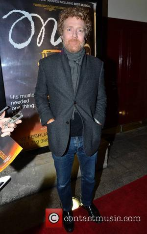 Glen Hansard - Guests arrive at the European Premiere of 'Once' the musical at The Gaiety Theatre -  Dublin,...