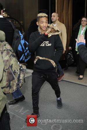 Jaden Smith - The Smith family is seen out and about all over Manhattan on various excursions - New York...