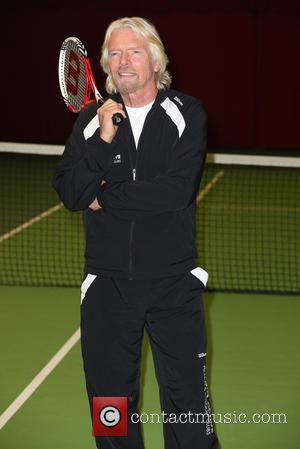 Richard Branson - Richard Branson attends a photocall at Virgin Active Health and Racquet Club in Chiswick as British Olympic...