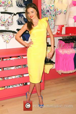 Miranda Kerr - Victoria's Secret Angels launch the 'Fabulous' collection at the Herald Square Store - New York, New York,...