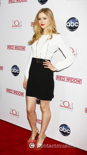 Erin Moriarty - ABC's 'Red Widow' Red Carpet Event at Romanov Restaurant Lounge at Studio City - Studio City, CA,...