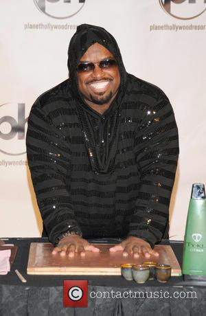 Cee Lo Cee-lo Green On Fire As He Rolls Into Vegas For Residency