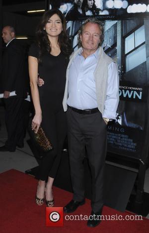 Blanca Blanco and John Savage