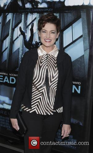 Carolyn Hennesy - The Premiere of FilmDistrict's 'Dead Man Down' at ArcLight Hollywood - Arrivals - Hollywood, California, United States...