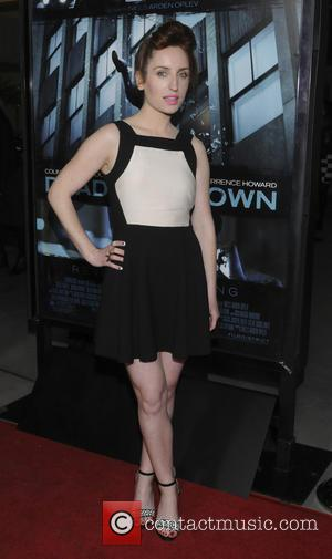 Zoe Lister Jones - The Premiere of FilmDistrict's 'Dead Man Down' at ArcLight Hollywood - Arrivals - Hollywood, California, United...