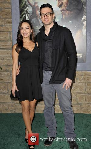 JC Chasez and Katherin Smith - Premiere of 'Jack The Giant Slayer' at TCL Chinese Theatre in Hollywood - Los...