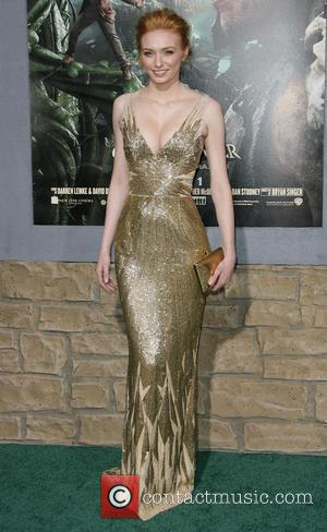 Eleanor Tomlinson - Premiere of New Line Cinema's 'Jack The Giant Slayer' held at TCL Chinese Theatre - Arrivals -...