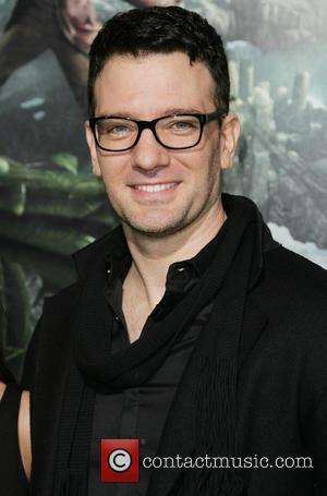 JC Chasez - Premiere of New Line Cinema's 'Jack The Giant Slayer' held at TCL Chinese Theatre - Arrivals -...