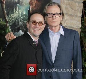 John Kassir and Bill Nighy