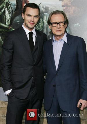 Nicholas Hoult and Bill Nighy - Premiere of New Line Cinema's 'Jack The Giant Slayer' held at TCL Chinese Theatre...