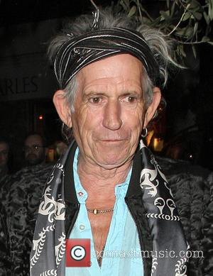 The Rolling Stones' Keith Richards Will Write Children's Picture Book