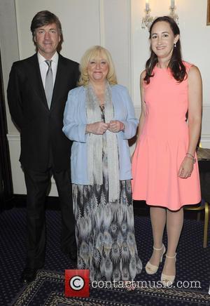 Richard Madeley, Judy Finnigan and Sophie Kinsella